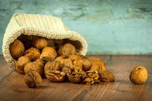 ricetta crostata di noci azienda agricola agrosi